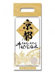 樂米穀場-日本京都產牛奶皇后
