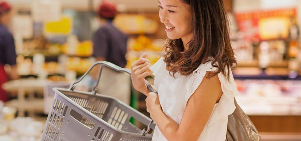 超市量販購物中心
