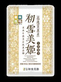 樂米穀場-花蓮富里產初雪美姬牛奶糙米